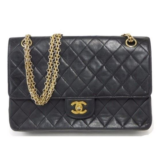 Picture of Chanel double flap mademoiselle chain