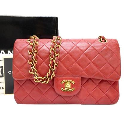 Image of Chanel timeless doube flap