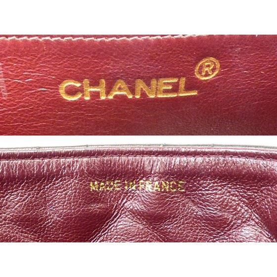 Picture of chanel jumbo maxi bag