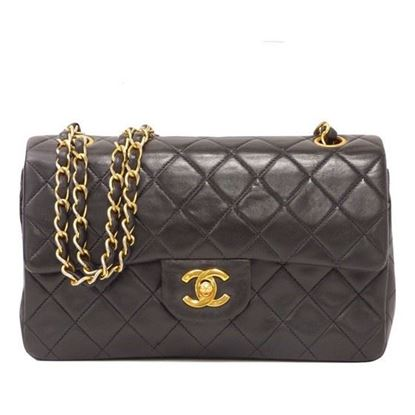Image of Chanel classic 2.55 double flap bag