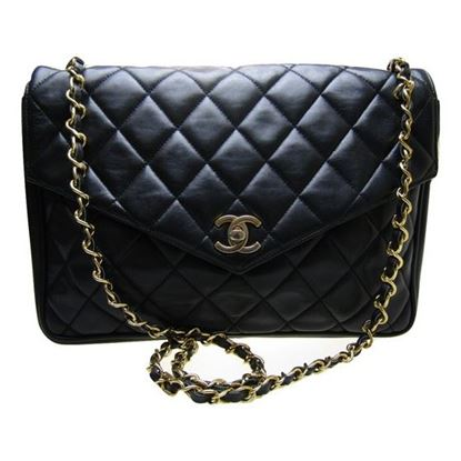 Image of Chanel classic medium flap bag