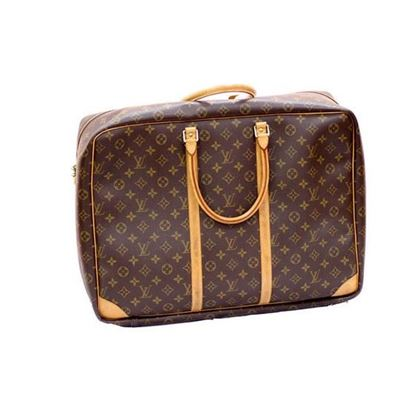 Image of Louis Vuitton suitcase