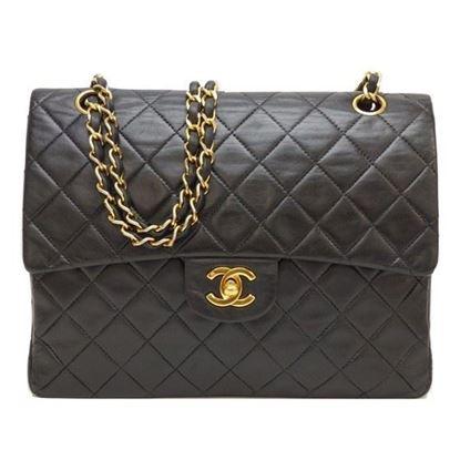 Image of Chanel medium 2.55 double flap bag