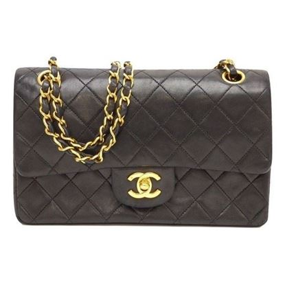Chanel small 2.55 double flap bag