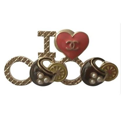 Image of Chanel coco cuba brooche/pin