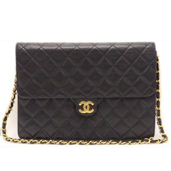 Picture of Chanel 2.55 dark navy timeless flapbag