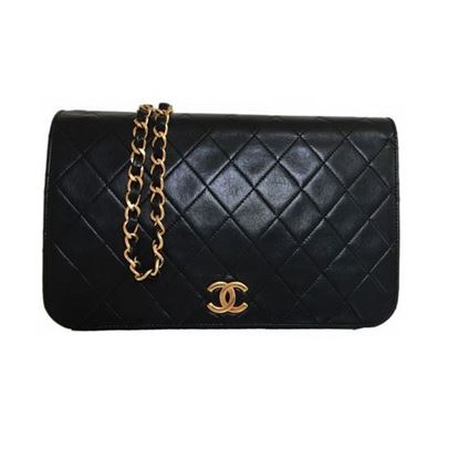 Image of Chanel medium 2.55 timeless full flap 4-way bag