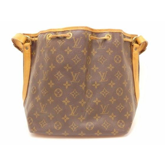 Picture of Louis Vuitton petite NOe bag