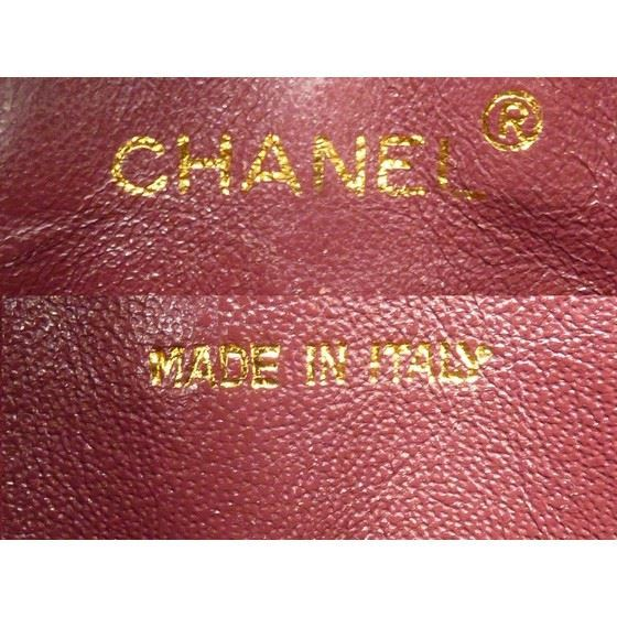 Picture of CHANEL Red Tassel Coco Mark