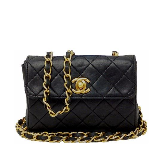 0e6518a5139a Vintage and Musthaves. Chanel timeless 2.55 extra mini crossbody bag