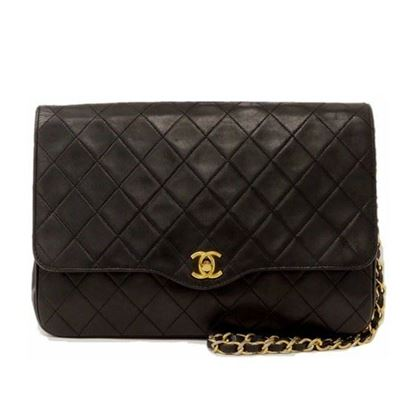 Image of Chanel medium flap bag
