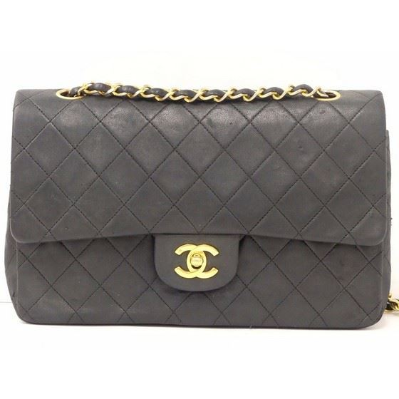 Picture of Chanel timeless 2.55 medium double flap bag
