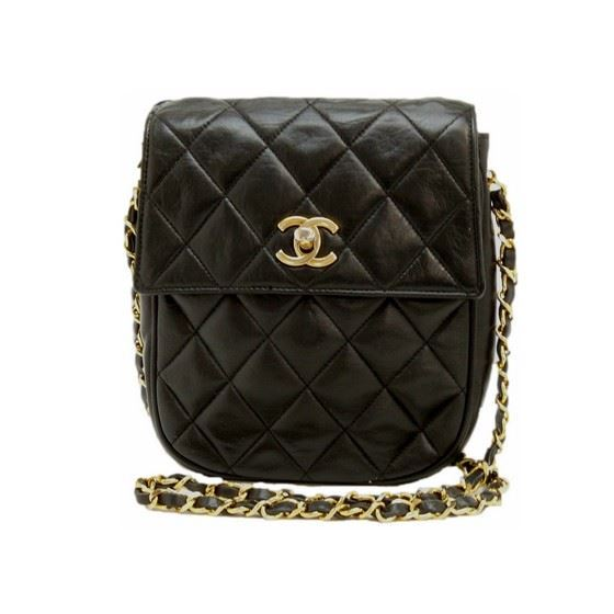 Picture of Chanel  classic flap bag