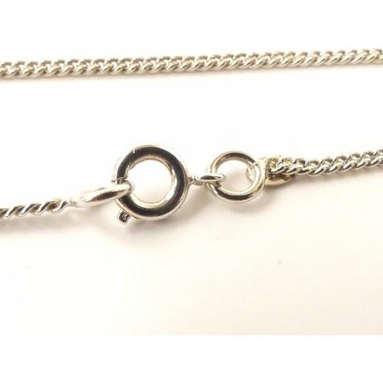 Picture of Chanel cc silver necklace