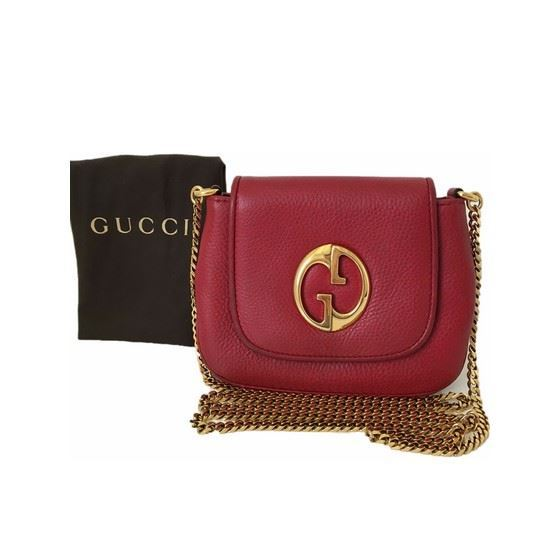Picture of Gucci 1973 disco crossbody bag
