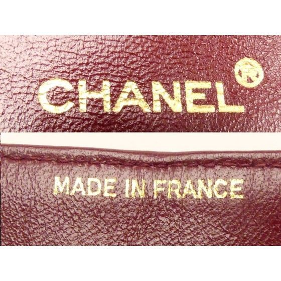 Picture of Chanel medium/large 2.55 timeless double flap bag