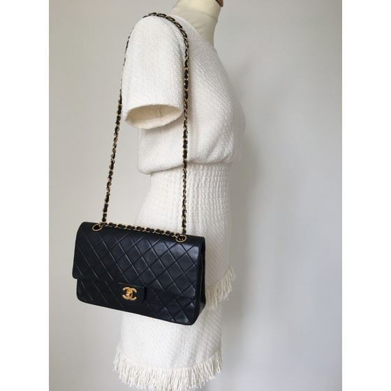 Picture of Chanel medium 2.55 timeless double flap bag