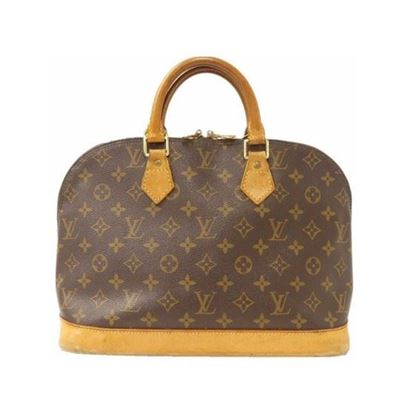 Image of Louis Vuitton Alma monogram bag