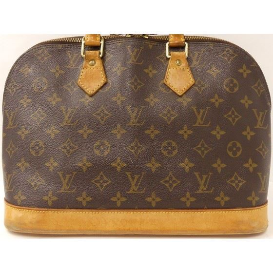 Picture of Louis Vuitton Alma monogram bag