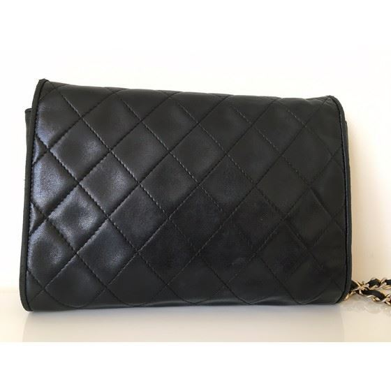 Picture of Special vintage piece: Chanel charm crossbody bag
