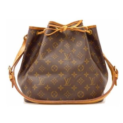 Image of Louis Vuitton petite NOe bag