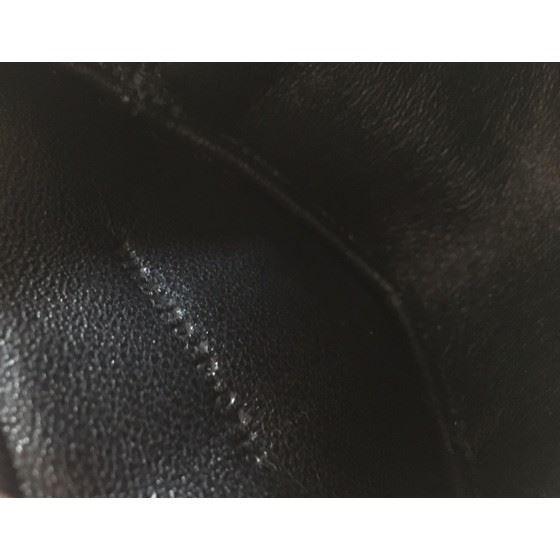Picture of Yves saint Laurent gold Mini LOVE Crossbody Heart Bag