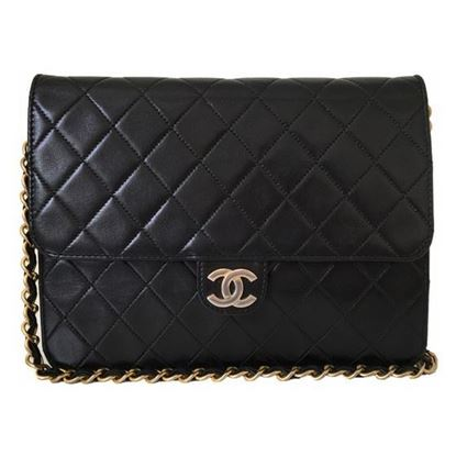 Image of Chanel 2.55 timeless flap bag