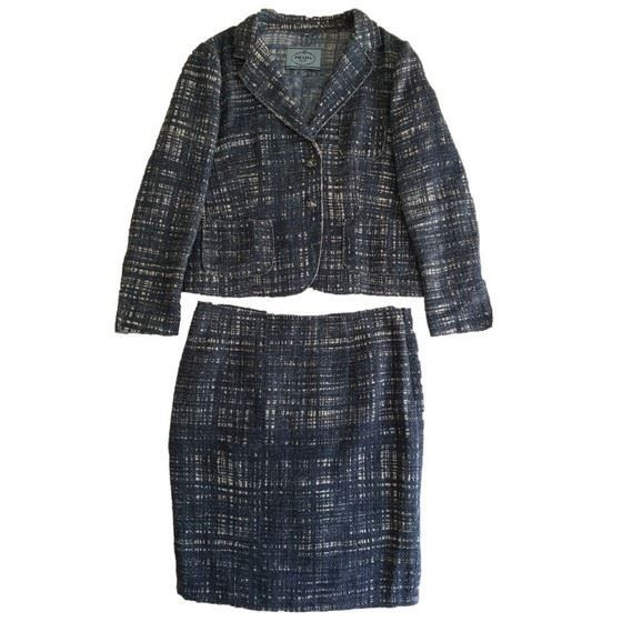 Picture of Prada skirt suit