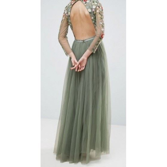 Picture of Needle & Thread pastel gown