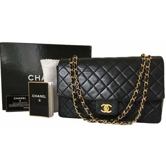 Vintage and Musthaves. Chanel timeless 2.55 medium/large ...