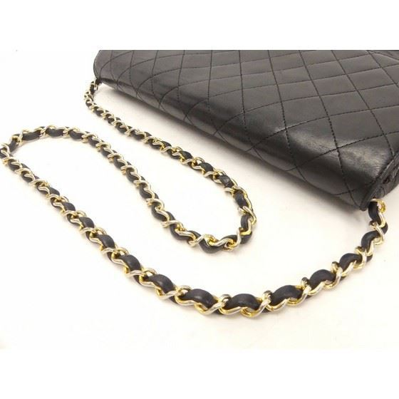 Picture of Chanel classic large flap back