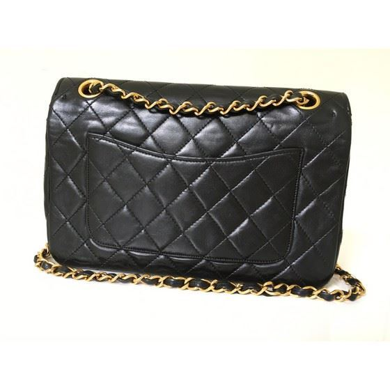 Picture of Chanel fullflap double chain classic bag