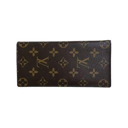 Image of Louis Vuitton brown monogram wallet