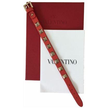 Image of Valentino rockstud bracelet