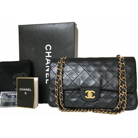 Vintage and Musthaves. Chanel 2.55 timeless medium double ...