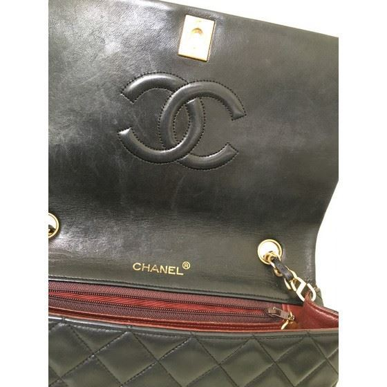 Picture of Chanel 2.55 timeless fullflap crossbody bag with turnlock