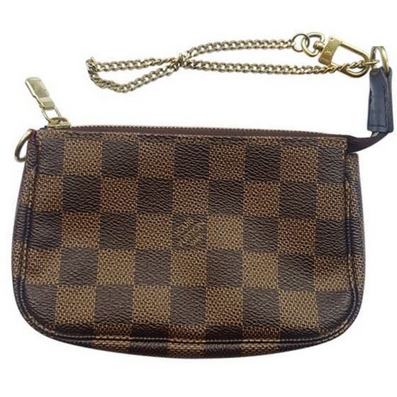 Picture of Louis Vuitton mini pochette damier enebe