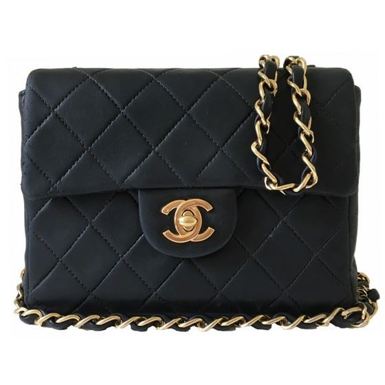 Picture of Chanel timeless 2.55 square classic mini bag