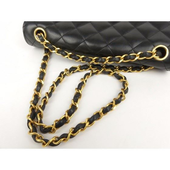Picture of Chanel timeless 2.55 fullflap classic doubl chain bag