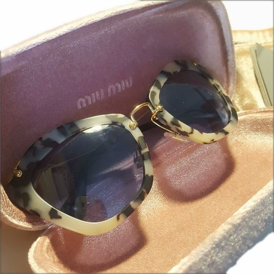 Picture of Miu Miu sunglasses