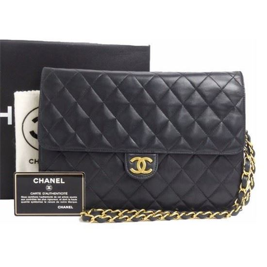 Vintage and Musthaves. Classic chanel 2.55 medium timeless ...