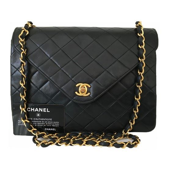 Picture of Chanel medium classic  flap bag 2.55