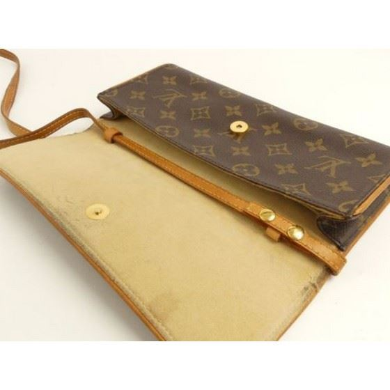 Picture of Louis Vuitton pochette twin bag gm pouch bag