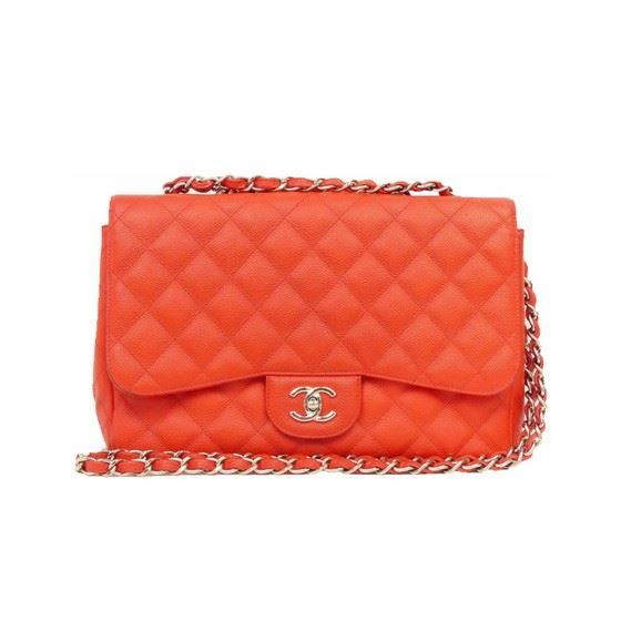 f68e830ee8d Vintage and Musthaves. Chanel jumbo timeless 2.55 red caviar flap bag