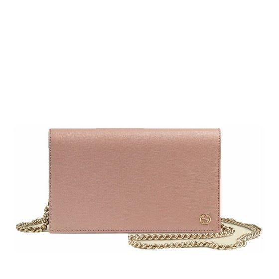 1234a3ed5654 Vintage and Musthaves. GUCCI betty leather crossbody wallet on chain bag
