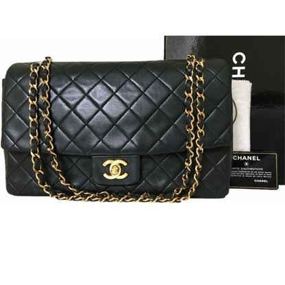 Image of Chanel timeless 2.55 medium/large flap bag