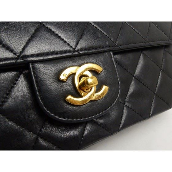 Picture of Chanel 2.55 timeless classic medium double flap bag