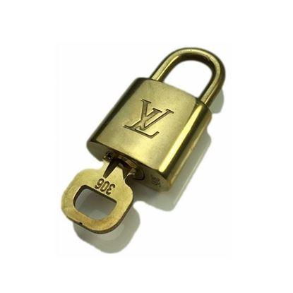 Image of Louis Vuitton padlock nr.  306