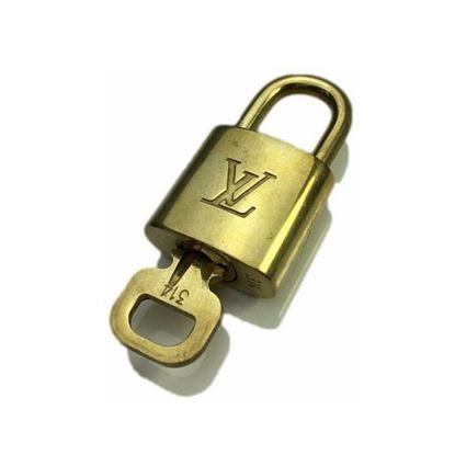 Image of Louis Vuitton padlock nr.  314