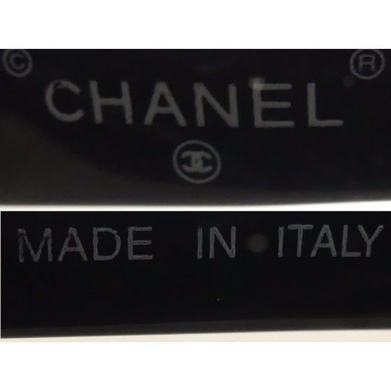 Picture of Chanel black sunglasses